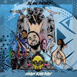 High Energy (feat. Hannah Eggen & DJ Kwamzy)