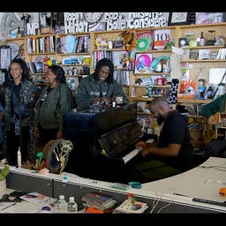 Best Part ft. H.E.R. (NPR Music Tiny Desk Concert)
