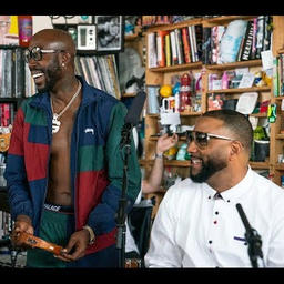 Education (Live from NPR Music Tiny Desk Concert)
