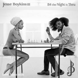 B4 The Night Is Thru (prod by Machine Drum)