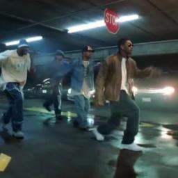 Usher flip