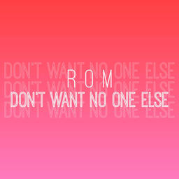 don t want no one else