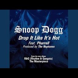 Drop It Like It's Hot (feat. Pharrell Williams) [Instrumental]