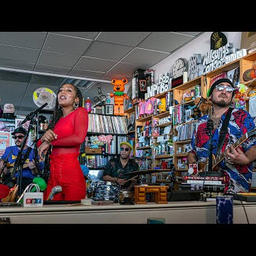Eternal Light (feat. Chronixx & India Shawn) [Live from NPR Music Tiny Desk Concert]