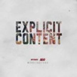 Explicit Content (Acapella)
