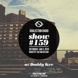 Show #159 w/ Daddy Kev