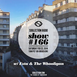 Show #166 w/ Esta & The Whooligan