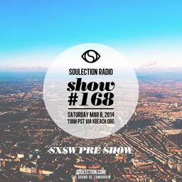 Show #168 (SXSW Pre Show)