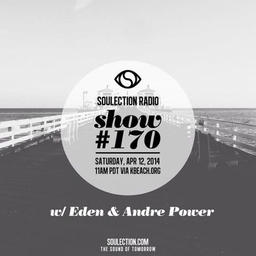 Show #170 w/ Eden Hagos & Andre Power