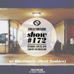 Show #172 w/ Rhettmatic (Beat Junkies)