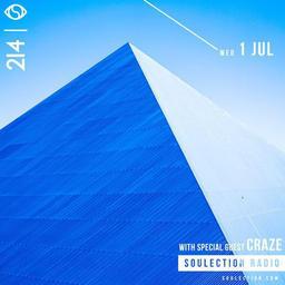 Show #214 w/ Craze (Special Announcement)