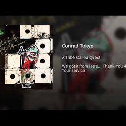 Conrad Tokyo (ft. Kendrick Lamar)