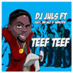 Teef Teef (feat. Mr Eazi, Eugy & Sarkodie)
