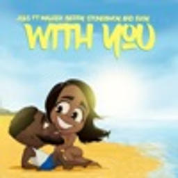 With You (feat. Maleek Berry, Stonebwoy & Eugy)