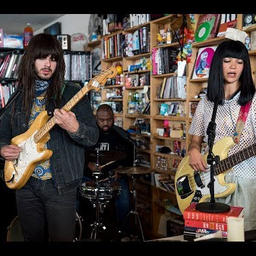 White Gloves (Live from NPR Music Tiny Desk)