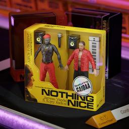Nothing Nice (feat. Kojey Radical & Gaidaa)