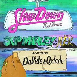 Slow Down (feat. H.E.R., DaVido & Oxlade) [P2J Remix]